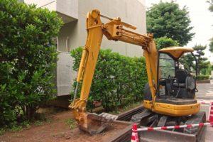 造園工事業で建設業許可