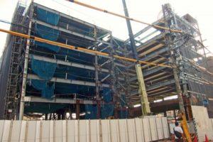 建築一式工事で建設業許可